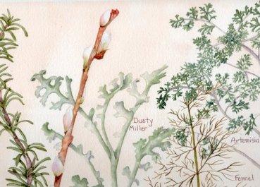 Original Watercolor by Janet Weeks