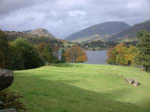 "William Wordsworth called Lake Grasmere ""The most loveliest spot that man hath found."""