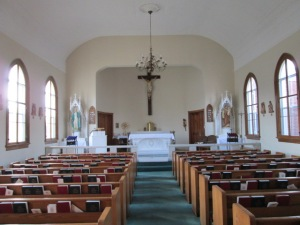 Sacred Heart Church in Milledgeville