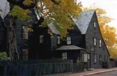 House of the Seven Gables in Salem, Massachusetts