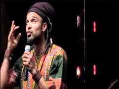 spoken word performance