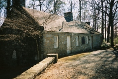 Burns Club of Atlanta, Burns Cottage replica