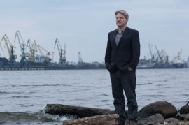 Kenneth Brangh as Kurt Wallander (BBC)