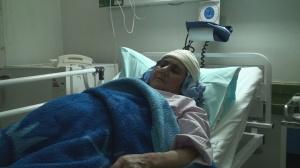 Ms. Soghra Dargahi, recipient, Imam Reza Hospital, Kermanshah