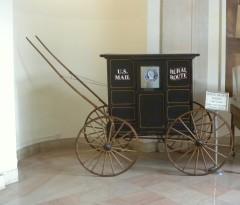 US Mail Coach, wikimedia