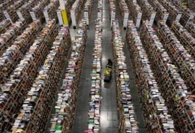 Worker Bee, Amazon Warehouse, Phoenix, Arizona