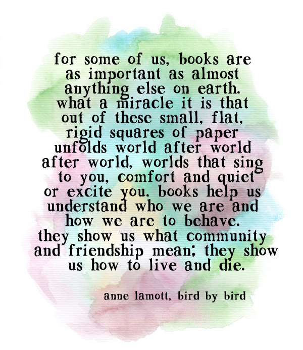 Persistence Motivational Quotes: A Quick Peek At A Favorite Author: Anne Lamott
