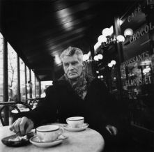 WWSBD? Samuel Beckett in Paris, photo by John Minihan