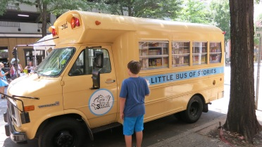 The Decatur Book Festival offers plenty of events for kids, too.