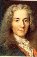 Voltaire, portrait by Nicolas de Largilliere