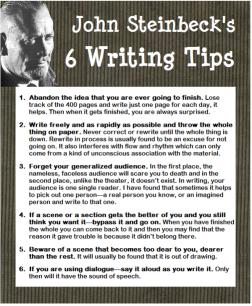 john-steinbeck-6-writing-tips