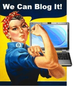 Rosie the Blogger (theliberaloc.com)