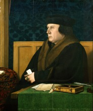 Portrait of Thomas Cromwell by Hans Holbein