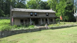 John Ross's home, c.  late 1700s, Rossville, GA