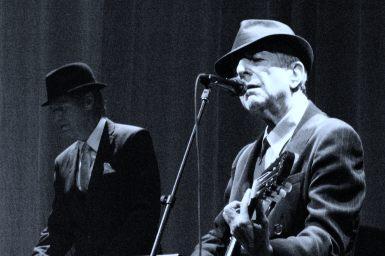 Leonard Cohen (wikimedia)