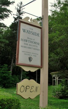 Famous residents of The Wayside