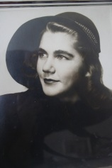 "Mine ""Ruth"" Fontenot, who could have been a country music star, but her father forbade her from leaving Savannah, GA and going to Nashville, TN with the talent scout who discovered her."