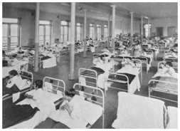 Hebrew Orphan Asylum in Manhattan