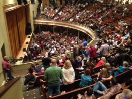 Ryman Auditorium, The Mother Church of Country Music