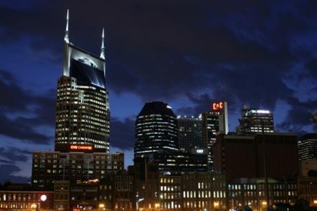 Nashville Skyline (nashville.about.com)