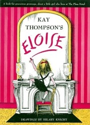 Eloise book cover