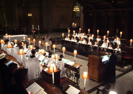 The Cathedral Choir Sings Choral Evensong At St. Paul's Cathedral, London, where John Donne was Dean (stpauls.co.uk)