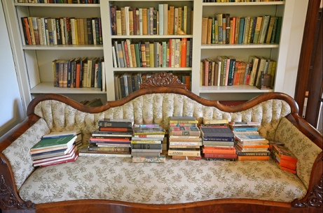 Eudora Welty's Pinehurst St. home, Jackson, Mississippi. Photo: Kate Medley. gardenandgun.com