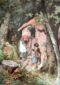 """Hansel and Gretel"" by Alexander Zick"