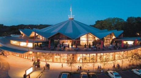 Stratford's Festival Theater (npr.org)